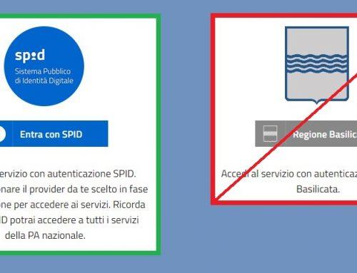 Dotarsi di SPID per l'accesso ai Servizi riservati alle P.A.