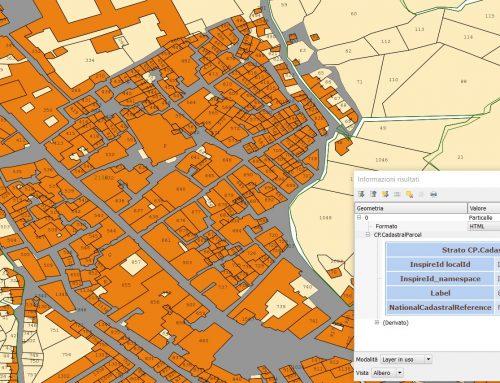 L'Agenzia delle Entrate rende disponibile il WMS della cartografia catastale