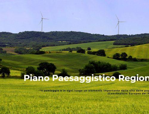 Portale Web del Piano Paesaggistico Regionale