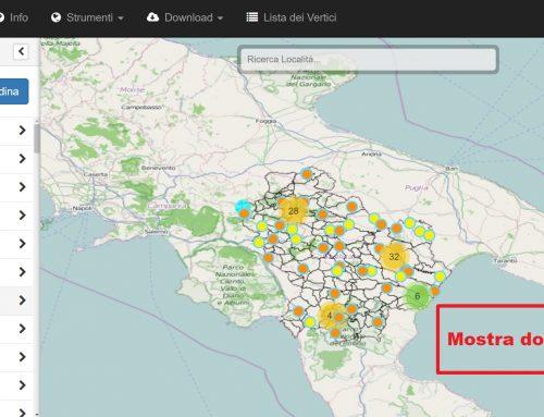 Ripristinato lo strumento di geolocalizzazione nell'applicazione Vertici (RSDI Mobile)