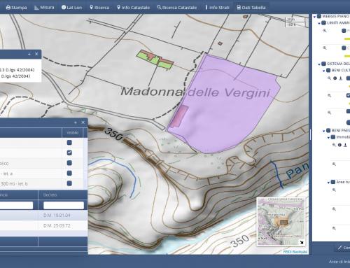 Le aree archeologiche regionali catalogate dal Piano Paesaggistico