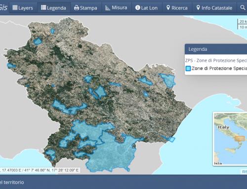Aggiornamento ZPS – Zone di Protezione Speciale (Rete Natura 2000)