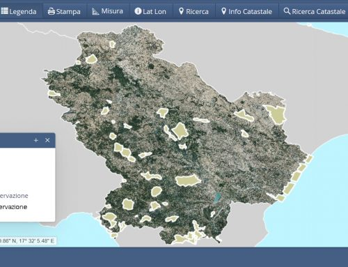 Aggiornamento ZSC – Zone Speciali di Conservazione (Rete Natura 2000)