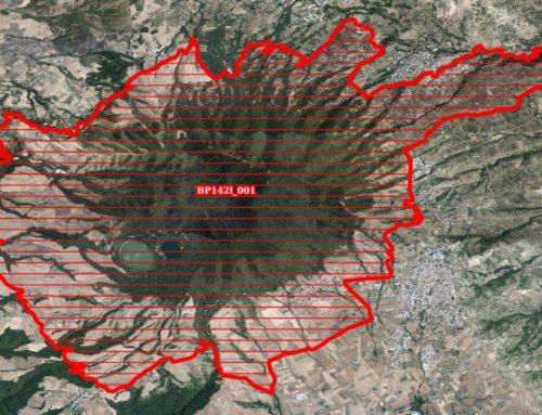 VULCANI – Beni paesaggistici art. 142 let. l del D.Lgs. 42/2004: pubblicazione metadati e download layer