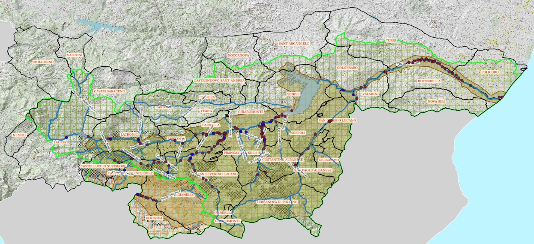 CAtasto delle Naturali Occorrenze di Amianto – CANOA